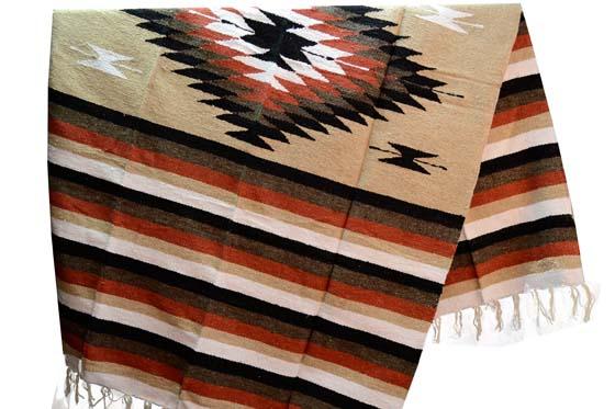 Mexicaanse deken indiaanse