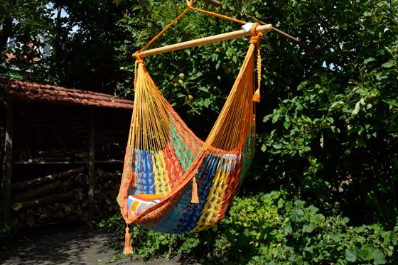 mexicaanse hangstoel