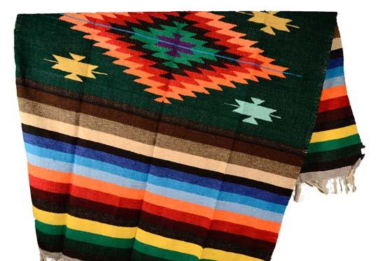 Mexicaanse deken in Koopjeshoek