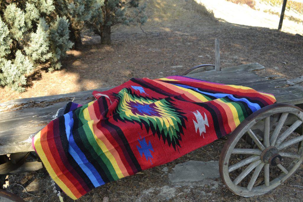 western style deken