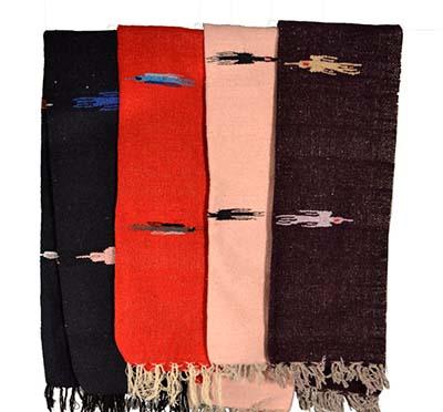 Indianer Decken