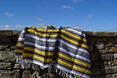 Mexikanische Decke