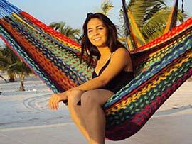 Mexikanische Hängematte XXXL Thickcord