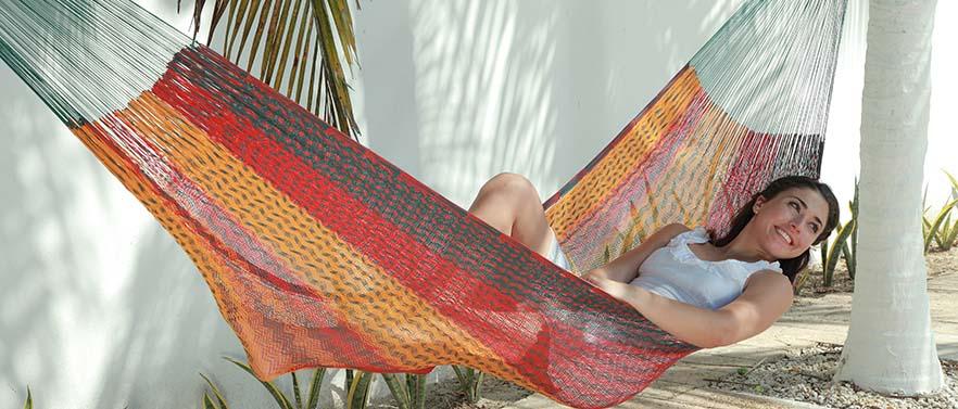 1 - Icolori, le spécialiste des hamacs mexicains.