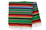 Cotton mexican blanket
