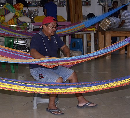 control de calidad hamaca mexicana
