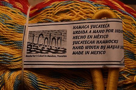 icolori hamacas mexicanas