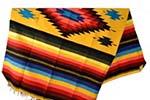 Coperta messicana indiana