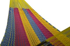 Nylon Mexican hammock Basis