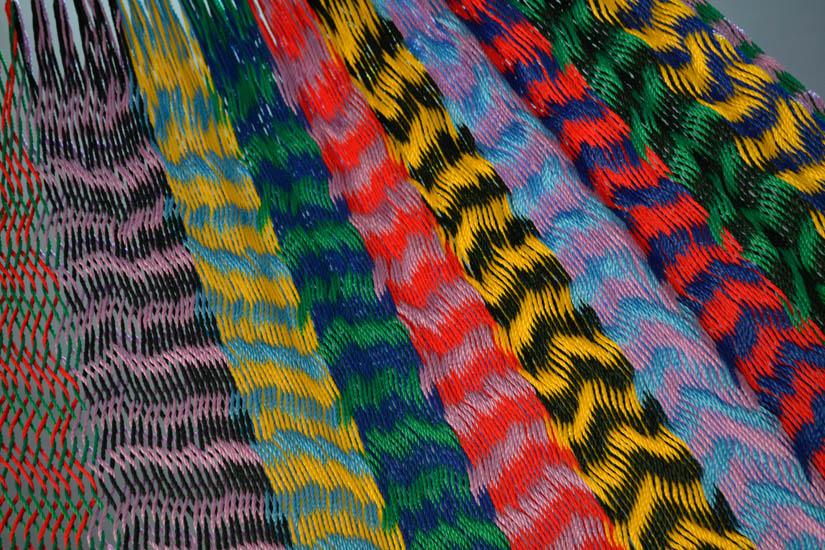 Nylon Mexikanische Hängematte,  XXXL Thick Cord