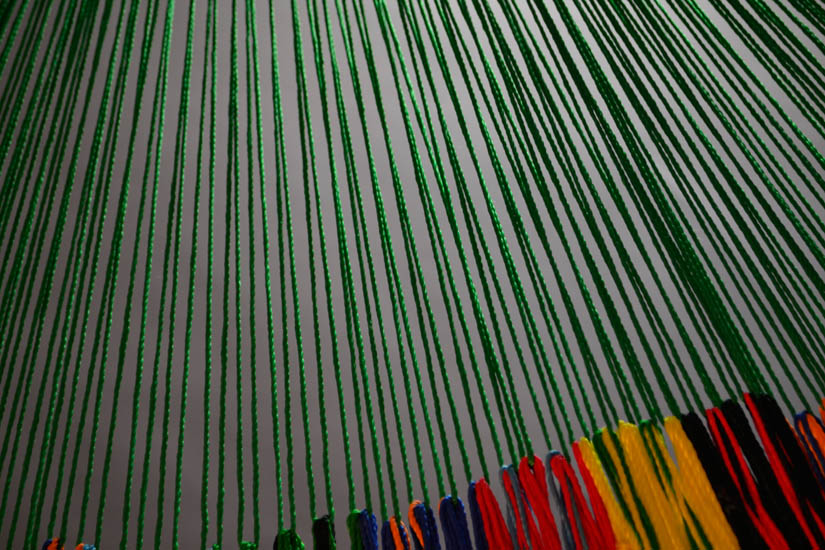 Nylon Mexican hammock XXXL Thick Cord