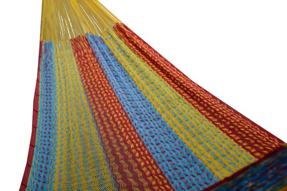 Nylon Mexicaanse hangmat, Basis