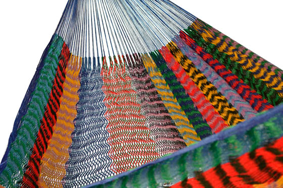 Nylon Mexicaanse hangmat, XXXL Thick Cord