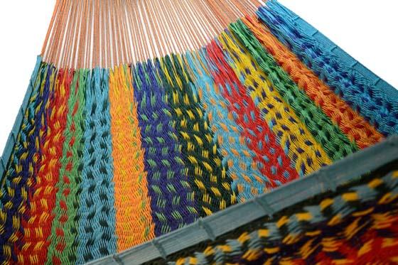 Mexikanische Hängematte,  XXXL Thick-cord