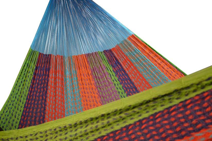 hamac mexicain xxl pour deux personnes xxlhe02 icolori. Black Bedroom Furniture Sets. Home Design Ideas