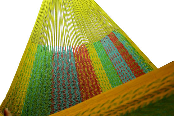 Mexicaanse hangmat, Large