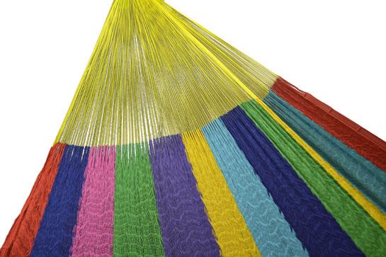 Korte Mexicaanse hangmat - XXL - XXSQF12
