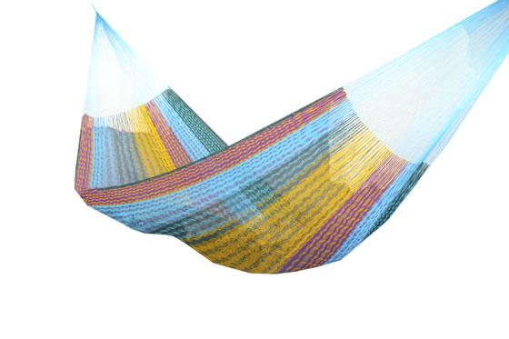 Korte Mexicaanse hangmat - Large - L_SQG02