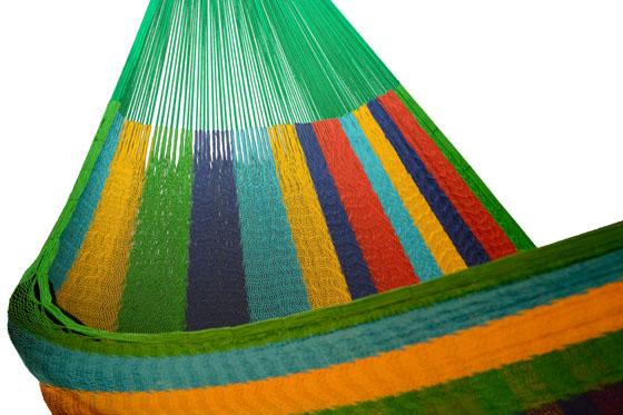 Korte Mexicaanse hangmat - XL - XLSTT16