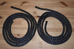 Rope - - FSaXXropeblack2m