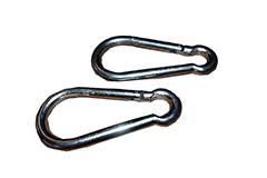 2 Hooks - - FSdXXcarabiner