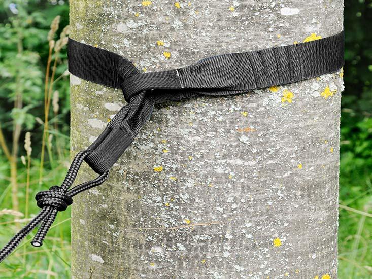 Fissaggio amache alberi