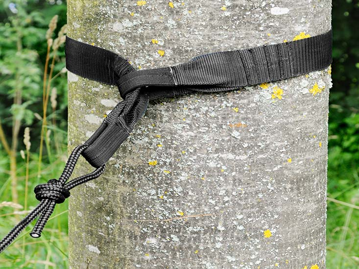 Fissaggio amache alberi  -  - FSeXXTreeM_Hammock