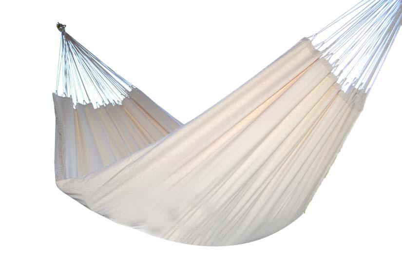 Hangmat Ophangen Plafond.Hangmat Xxxl Naturel Wit Formosa Jumbo Jnnxx Foj Nat Nofringe