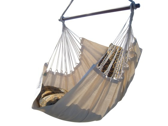 Brazilian Hammockchair - - HS_Xxnatural
