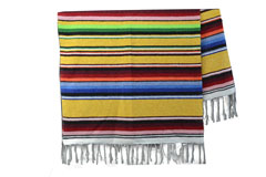 Mexikanische Decke<br/>Serape , 215 x 145 cm<br/>ABMZZ0yellowgold