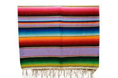 Couverture mexicaine -  Serape - XL - Violet - BBBZZ0violet