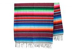 Coperta messicana -  Serape -  XL -  Marrone - BBXZZ0brown1