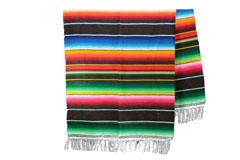 Couverture mexicaine -  Serape - XL - Brun - BBXZZ0darkbrown