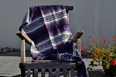 Table runner - Falsa - S - Purple - CQLZZ024