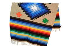 Mexicaanse deken , Indianen