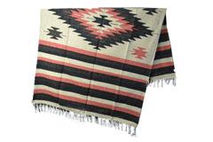 Mexicaanse deken - Indianen - L - Naturel - EEEZZ1DGnat3