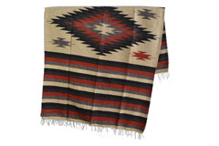 Mexican blanket - indian - L - Naturel - EEXZZ1DGbeigerust
