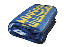 Mexican blanket - Western - XL - Blue