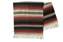 Couverture mexicaine<br/>Falsa , 215 x 150 cm<br/>LHGZZ0brown