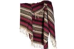 Mexican blanket,Falsa. Pink