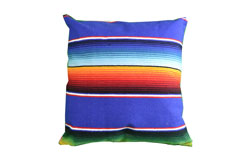 Cushion cover - Serape - S - Red - VSXZZ0blu