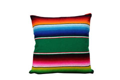 Cushion cover - Serape - S - Green