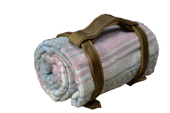 Blanket + belt - Falsa - L