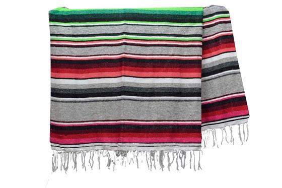 Mexican blanket - Serape - XL