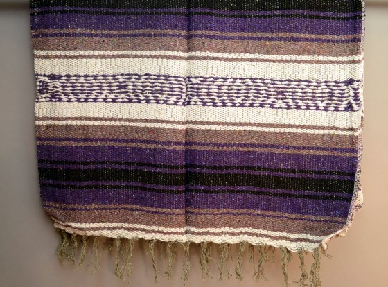 Table runner - Falsa - S - Purple