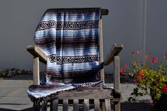 Mexican blanket, Falsa