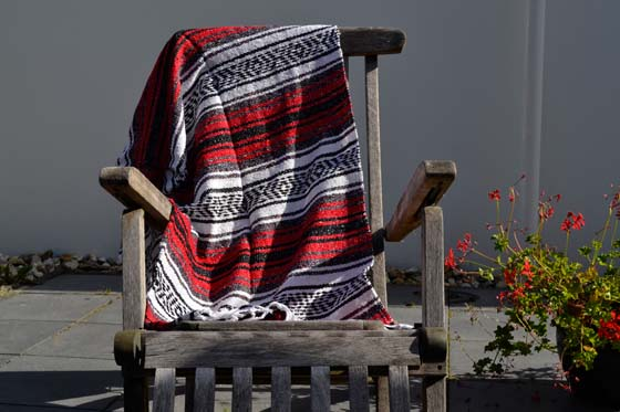 Mexican blanket, Falsa