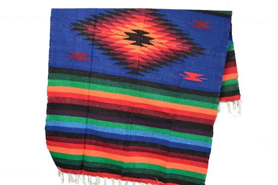 Mexicaanse deken , Indian