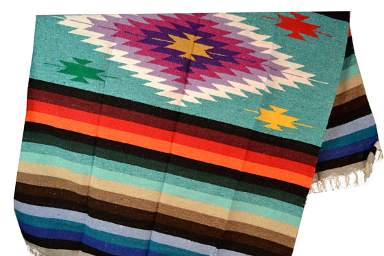 Couverture mexicaine,  Indian