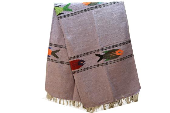 Mexikanische Decke,  Indian
